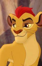 The Lion Guard's New Member(Kion X OC) by LionKingwarrior
