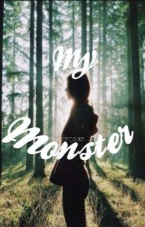 My Monster by paigebra