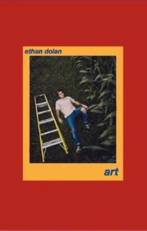 art • ethan dolan  by dolansknj