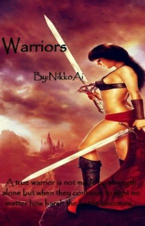 Warriors (Book 1) by NikkoAi