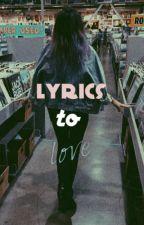 lyrics to love. by MnchstrUnited