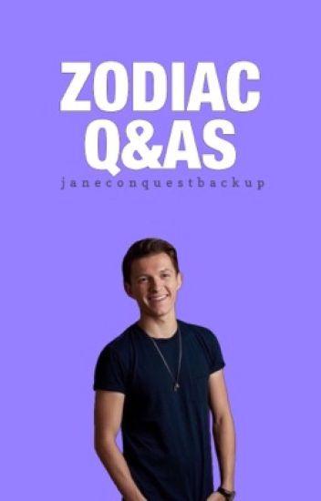 Zodiac Q&As