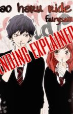 ao haru ride / ending summary by FairySaiii
