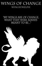 Wings of Change (Book #2) [MxMxM Fantasy] by WingedKelpie