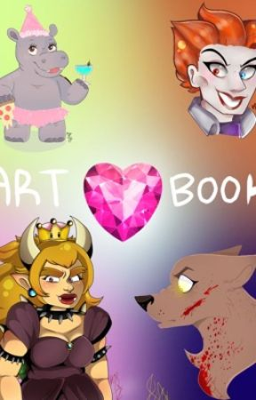 Art book  by Kiwithekitty