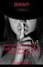Shhh!!! by anafarhan