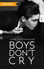 Boys Don't Cry by John_Schorwinson