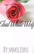 That White Wolf by mmslions