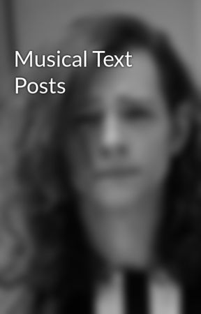Musical Text Posts by Midareta