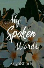 My Spoken Words..#ManilaTimesAwards by Atatsukie123