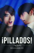 ¡Pillados! - ღ v.k {ktg + jjk} ღ by TAEKOI