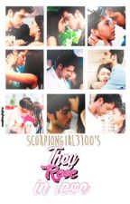MaNan (SS) - They *Rose* in Love. by ScorpionGirl3100