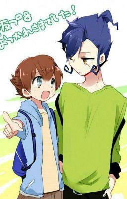 Đọc truyện Tôi mãi yêu cậu tsurugi ❤️