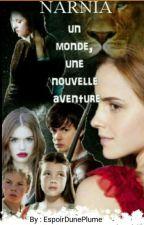 NARNIA, un monde, une nouvelle aventure by lilove22