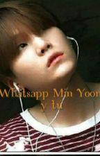 Whatsapp Min YoonGi Y Tu by DarkFateHells0330