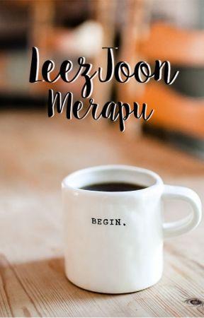 LeezJoon Merapu by LeezJoon