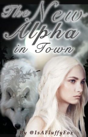 The New Alpha in Town by IsAFluffyFox