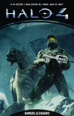Halo 4: La novelización by CentralCovenant
