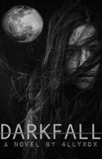 The DarkFall Wolf by 4llyxox