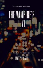 The Vampire's Love by sweep1234567