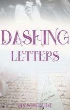Dashing Letters by getoutmycar
