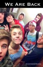 We Are Back|| Magcon WhatsApp Group Texting by KimistemezbiMendes