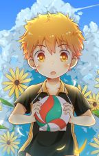 Toddler hinata!!! (haikyu!! au) by user43983342