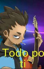 Todo por ti~ (Deuz x tu) by IceRose14