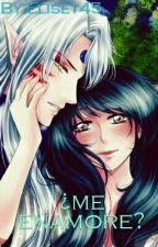 ¿me enamore? (sesshome) by Eliset45