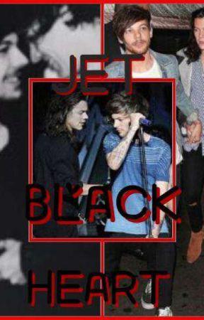 Jet Black Heart (Larry Stylinson) by queen5NewBrokenScene