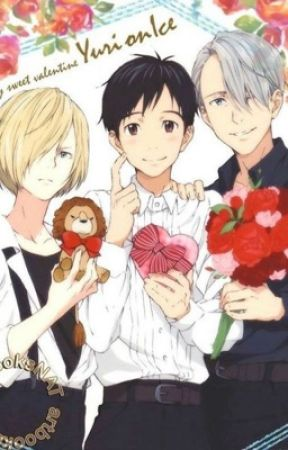 Yuri on ice X reader oneshots. (Request open) by HollowWeepingWillow