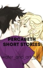Percabeth Short Stories // Percy Jackson Fanfiction // Completed by water_and_art_girl