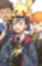 ¡Son hermanos! by nekoykiboy