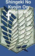 Shingeki No Kyojin On Facebook ! [ RivaMika ] by Akame_Dragneel