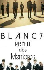 BLANC7 - Perfil dos Membros by natiele_ramos