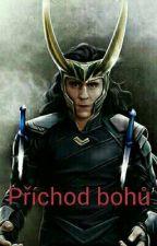 Příchod Bohů (Loki) by VeronikaBlahova
