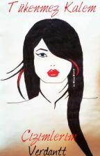 Tükenmez Kalem Çizimlerim by Verdantt