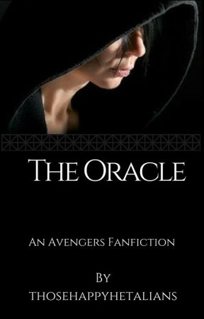 The Oracle (An Avengers Fanfiction) by ThoseHappyHetalians
