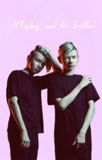 Playboy and his brother // Marcus & Martinus  by blurrygunnarsen