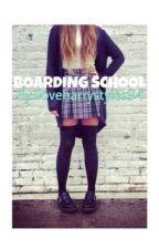 Boarding School (One Direction) by iloveharrystyles94
