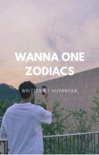 Zodiac Book | Wanna One by Huyanyan