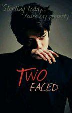 TWO FACED -  °ARABIC°  by zamzam0s
