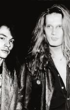 I think about you [English ver.] | Axl Rose x Sebastian Bach| by Eileen_Bach