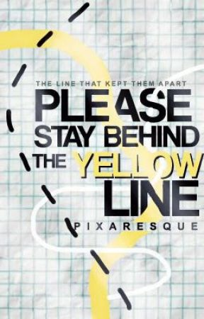 Please Stay Behind The Yellow Line #2 by pixaresque