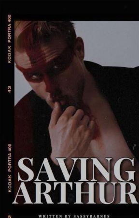 Saving Arthur ▸ Natasha Romanoff by theongreyjoys