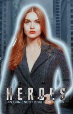 heroes ⋅ stydia+bellarke by obrienpotterx