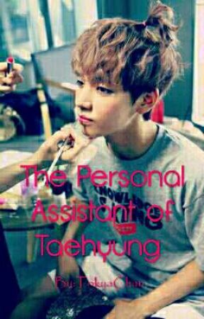 The personal assistant of Taehyung by TokyaChan
