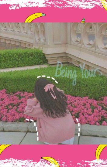 being yours ;mark lee +koeun ✔