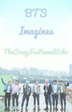 BTS Imagines by TheCrazyFanNamedEcho