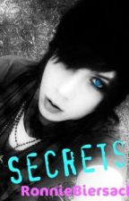 Secrets (An Andy Biersack Love Story) (ON HOLD) by RaisedByWuuves